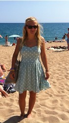 Annika Summer - Minkpink Dress, Ray Ban Sunglases - Sunny weather ^.^