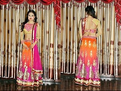Khusbu Gauchan - Blouse, Lehenga - GOING TRADITIONAL