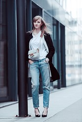 Katarina Vidd - H&M Boyfriend Jeans, All Items On My Blog - Boyfriends.