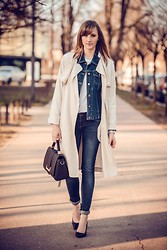 Katarina Vidd - H&M Trench Coat, All Items On My Blog - Jacket on jacket.