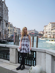 Alina A - From Bangkok Dress - Sunny days in Venice