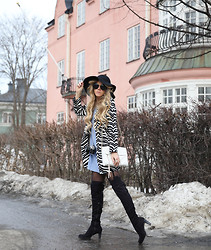 Anna Wiklund - Rebecca Minkoff Mac Bag, In Love With Fashion Dress, Canon Vintage Camera - I BELIEVE IN YESTERDAY