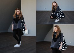 Anna Seman - Made By Me Bag, Asos Shoes - ANNAROZA