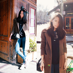 Aliya A - Somemoment Coat - Simple