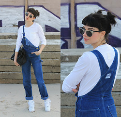 Magda W - Lee Dungarees - Dungarees