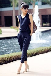 Nancy Wang -  - Quirky Cool Jumpsuit