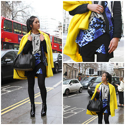 Teresa Vu -  - London Fashion Week: Day 2