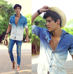 Vini Uehara - Mavi Shirt, Mavi Pants - If I Could Change Your Mind