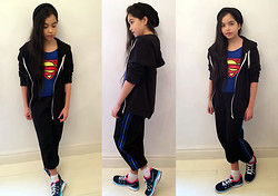 Jodie-lee M. -  - SUPERGIRL
