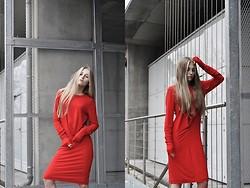 Dominica Justyna -  - R e d | movesfashion