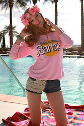 Sydney Hoffman - Sheinside, Claire's, Bluenotes, Cocoa Jewelry, Pendleton - California Dream Barbie