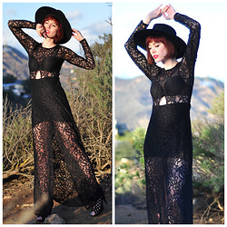 Amy Roiland - For Love & Lemons Maxi - Gypsy Witch