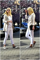 Karolina A. -  - All white is the new all black