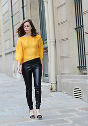 Sab FashionLab -  - Yellow Fashion Trend