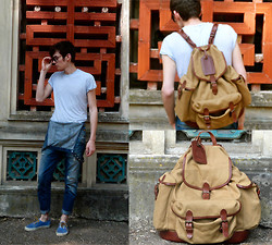 Dylan Valente - Polo Ralph Lauren Backpack - Childlike