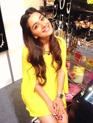 Jannat Miranda -  - Yay for Yellow