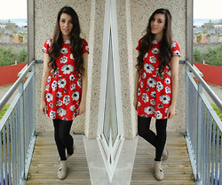 Katie O' Brien - Primark Dress, Primark Boots - Switch Roles.