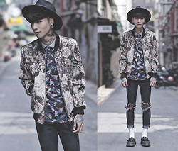 IVAN Chang -  - 160414 TODAY DR.MARTENS STYLE