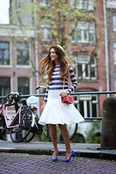 Virgit Canaz - Choies Crop Top - A french in Amsterdam