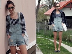 Alice Hope -  - Jeans overalls