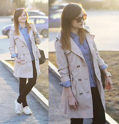 Happy Girl - Modis Coat - Comfy outfit