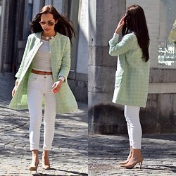 Stephanie R -  - Zara Spring Look