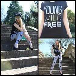 Paulina Kora -  - Young, wild and free