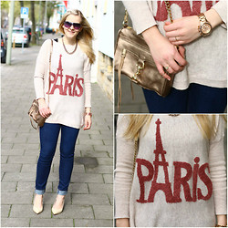 Kristina Dinges -  - Paris Love