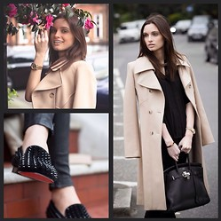 Haley Bartlett -  - Camel Coat Crush