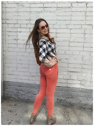 Labriosa - Freddy Jeans, Burberry Shirt, Zadig&Voltaire Shoes, Chloé Sunglasses, Massimo Dutti Bag - Boho chic & the city