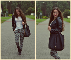 Patka Hoffmann - Shoes, Jacket - Outfit