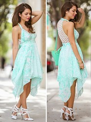 Daniela Ramirez - Guess? Dress - 30 days...30 dresses with Guess!