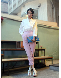 Kim Gabriella -  - Korean Fashion Blogger