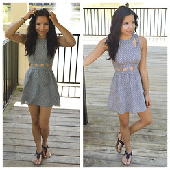 Bianca Martin - H&M Dress - Cut It Out.