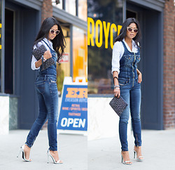 Sheryl L - Diesel Overalls - ALL OVER OVERALLS