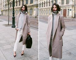 Anastasia Strunevskaya -  - Perfect Coat