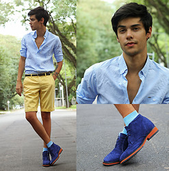 Vini Uehara - Guidomaggi Shoes - Another Day