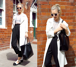 Isabella Thordsen - Givenchy, H&M, Asos, In Love With Fashion, Asos - Walking in the sun