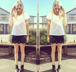 chuck taylor high tops with shorts