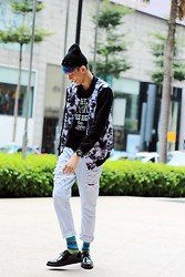 MR.BRIAN SEE - Topman Denim - RIPPER