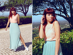 Ester R. -  - The Mint long skirt