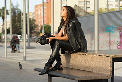 Montse O -  - Leather skin