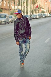 Mustapha Lahdayly - Lugz, Jeans, Swag - Next generation