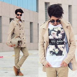 HAMID KHOUYI - Hk مجتمع تافه, Bershka Classic, Zara Light - DREAMING AWAY