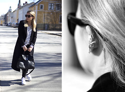 Ida Gabrielsson -  - STRIPES & SNEAKERS