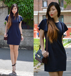 Cassandra Y. Liu - Oasap Dress - Elegant Glam