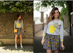 Virginie M -  - Fashion Pineapple
