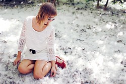 Astrid Sp4nk Blog -  - Pollen snow