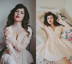Georgina Walker - Missguided Dress, Christian Dior Makeup - Preview for 'Get ready with me' short film!