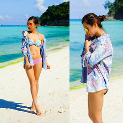 Kryz Uy - Guess? Denim Polo - Welcome to Boracay